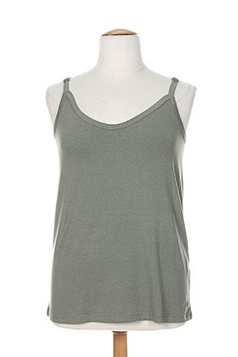 no secret t-shirts femme de couleur vert