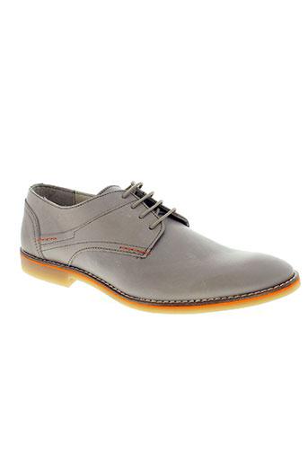hipness chaussures homme de couleur beige
