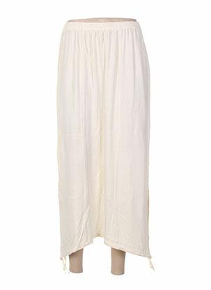 Jupe longue beige APART pour femme
