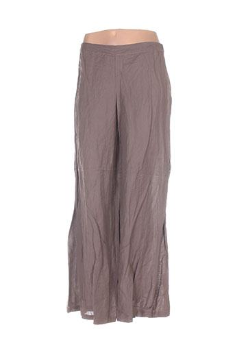 Pantalon casual marron GOT 2 BELIEVE pour femme