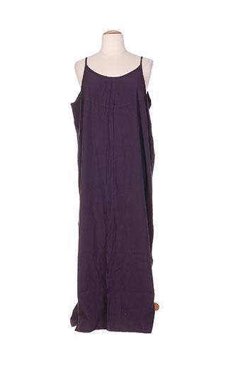 apart robes femme de couleur violet
