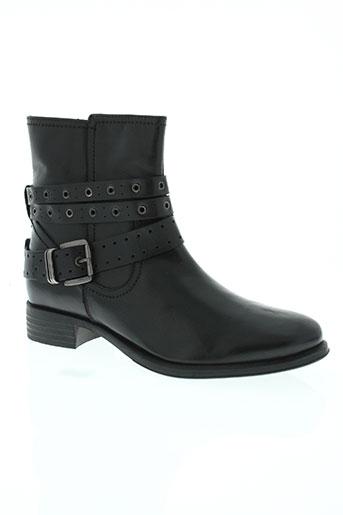 city shoes chaussures femme de couleur noir
