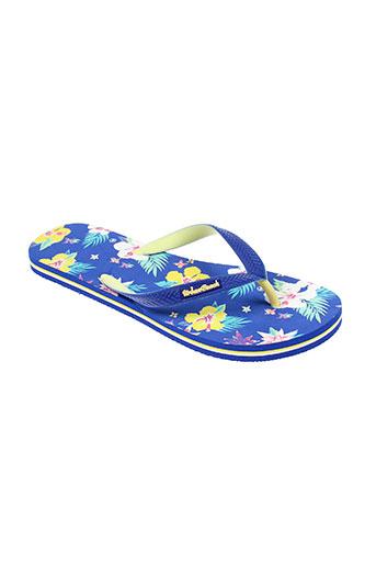 urban beach chaussures homme de couleur bleu