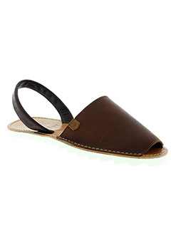 Sandales/Nu pieds marron MENORQUINAS pour homme