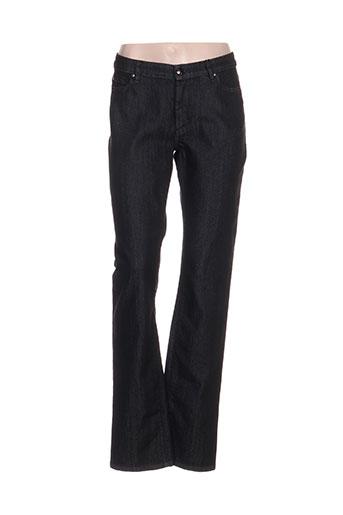 maxmara jeans femme de couleur noir