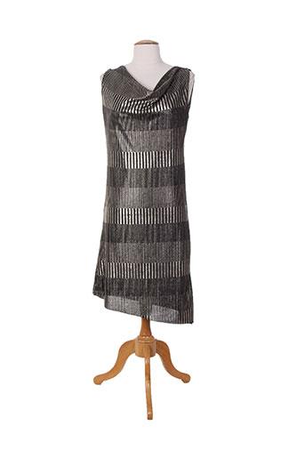 new collection robes femme de couleur gris