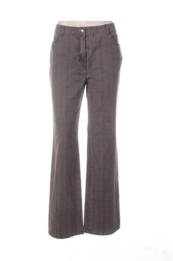 infinitif pantalons femme de couleur marron