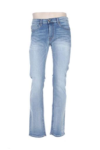 teddy smith jeans homme de couleur bleu