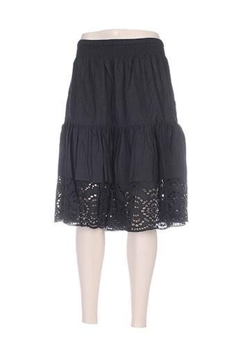 hebbeding jupes femme de couleur noir
