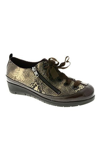 jose saenz chaussures homme de couleur marron