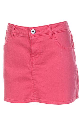 guess jupes fille de couleur rose