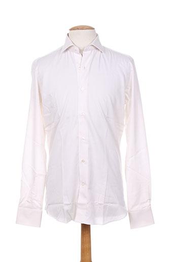 ungaro chemises homme de couleur beige