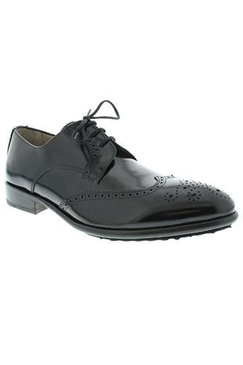 mariano chaussures homme de couleur noir