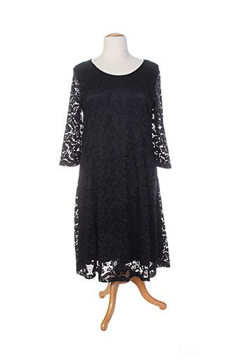 intown robes femme de couleur noir
