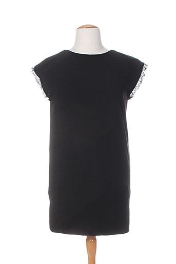 alme robes femme de couleur noir