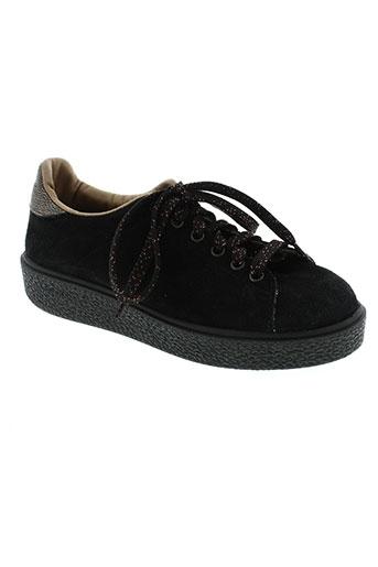 victoria chaussures femme de couleur noir