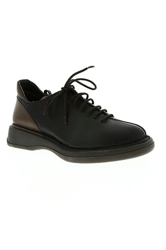 bastiani chaussures femme de couleur noir