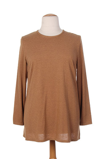 finnkarelia tuniques femme de couleur marron