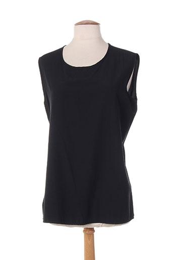 rio chemises femme de couleur noir