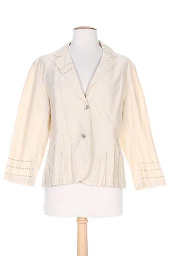 alexo vestes femme de couleur beige