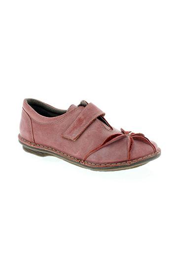 aice chaussures femme de couleur rose