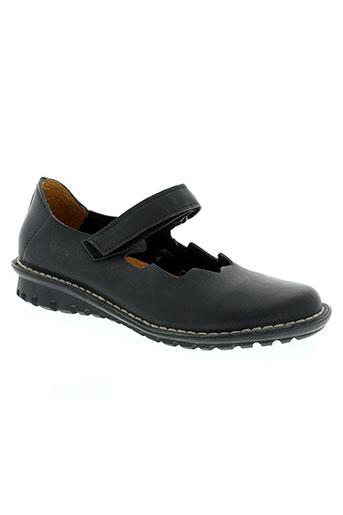 aice chaussures femme de couleur noir