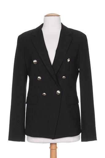 marella vestes femme de couleur noir