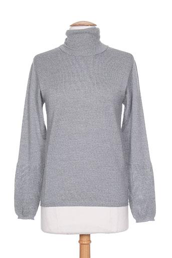 marella pulls femme de couleur gris