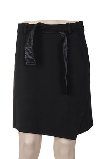 marella jupes femme de couleur noir