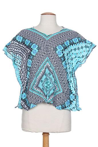 seafolly chemises femme de couleur bleu