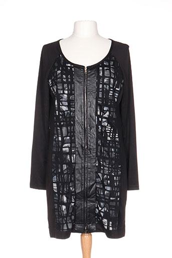 l33 robes femme de couleur noir