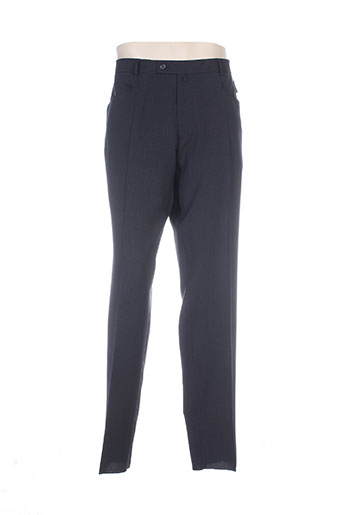 alexandre dony pantalons homme de couleur bleu