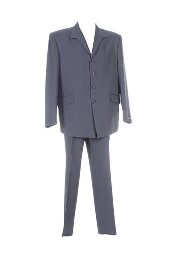 alexandre dony ensembles homme de couleur gris