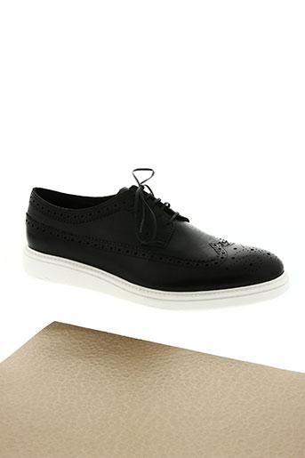 vagabond chaussures homme de couleur noir