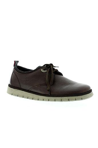callaghan chaussures homme de couleur marron