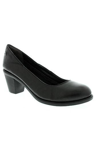 hush puppies chaussures femme de couleur noir