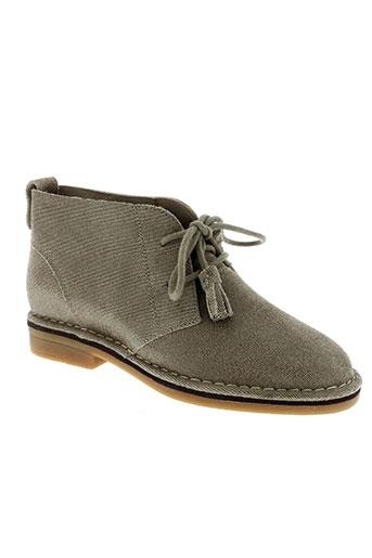 hush puppies chaussures homme de couleur beige