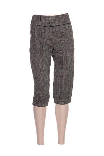 irene van ryb shorts / bermudas femme de couleur gris