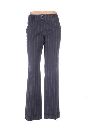 caractere pantalons femme de couleur violet