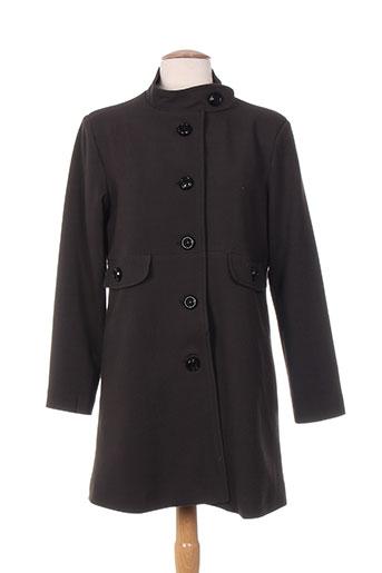 hippocampe vestes femme de couleur noir