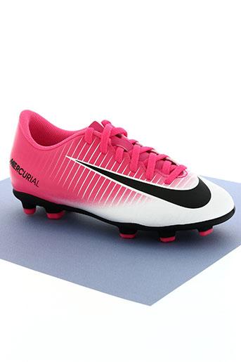 nike chaussures enfant de couleur rose