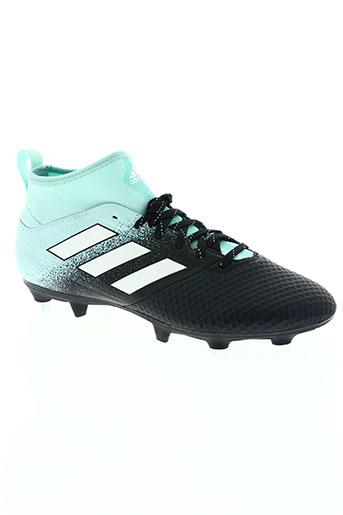 adidas chaussures garçon de couleur bleu