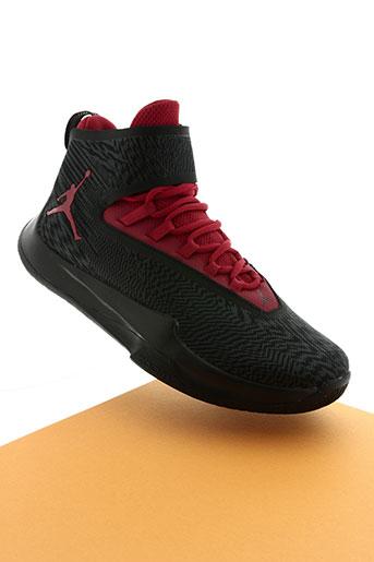jordan chaussures homme de couleur noir