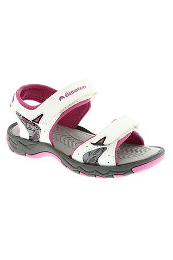 elementerre chaussures fille de couleur rose