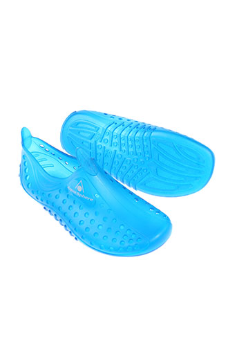 aqua sphere chaussures enfant de couleur bleu