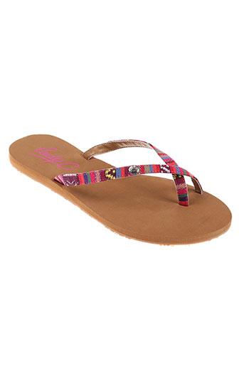cool shoe chaussures femme de couleur marron