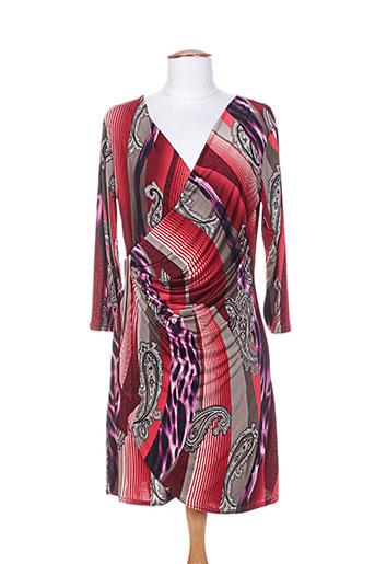 esperance robes femme de couleur rouge