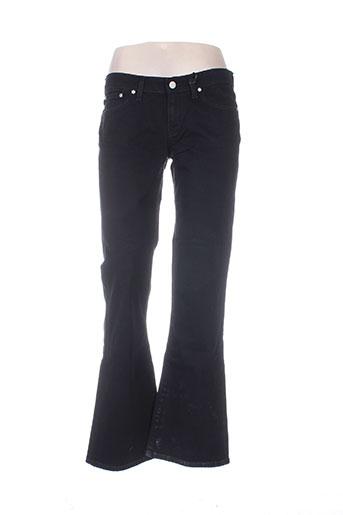 Jeans bootcut noir BIG STAR pour femme