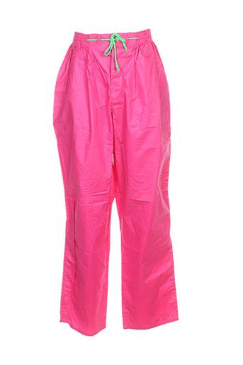 coup de coeur pantalons fille de couleur rose
