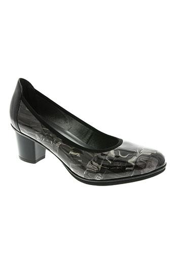 j.metayer chaussures femme de couleur marron